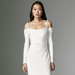 savannah miller spring 2022 bridal collection featured on wedding inspirasi